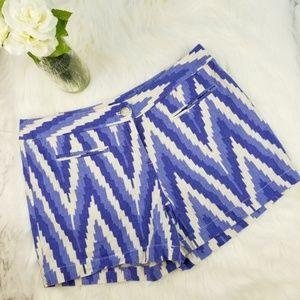 KENAR Cotton Linen Shorts